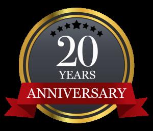 P&O Global Technologies 20 years anniversary.