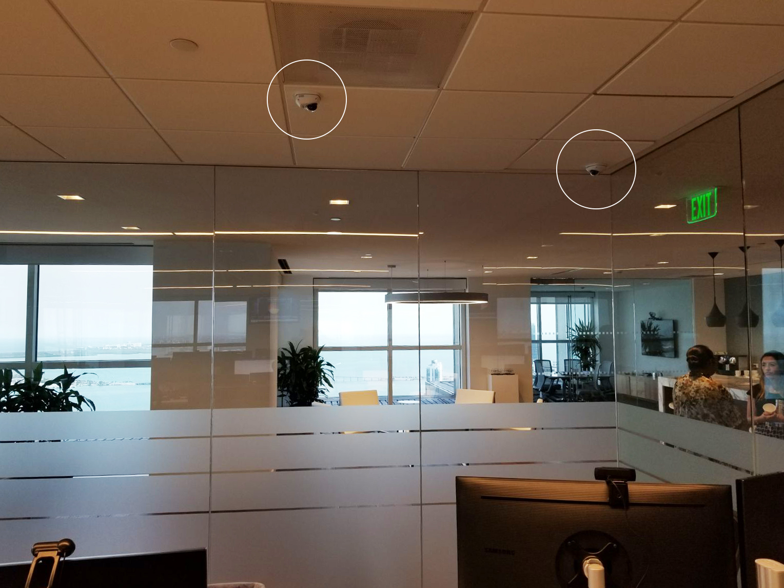 office surveillance installation company