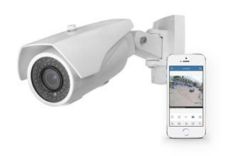 Security Cameras Application