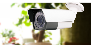 check your security cameras