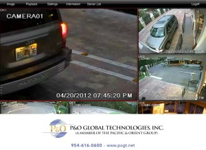 License Plate Recognition Installation 2