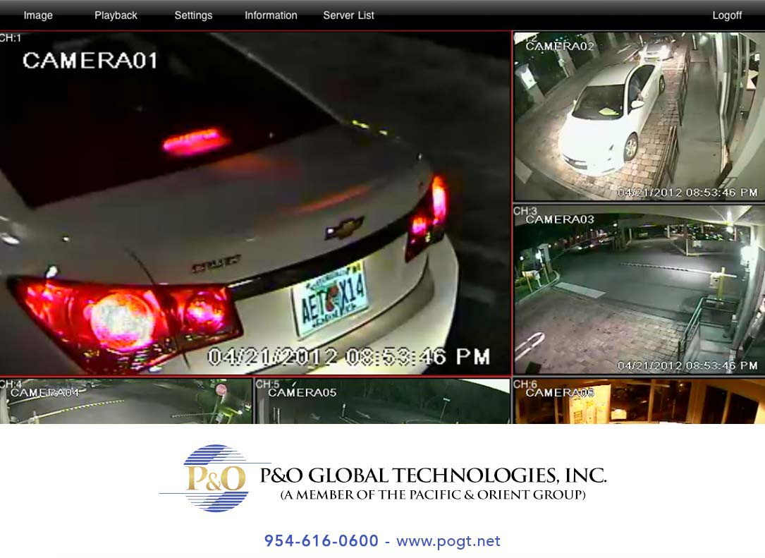 License Plate Recognition Installation 4