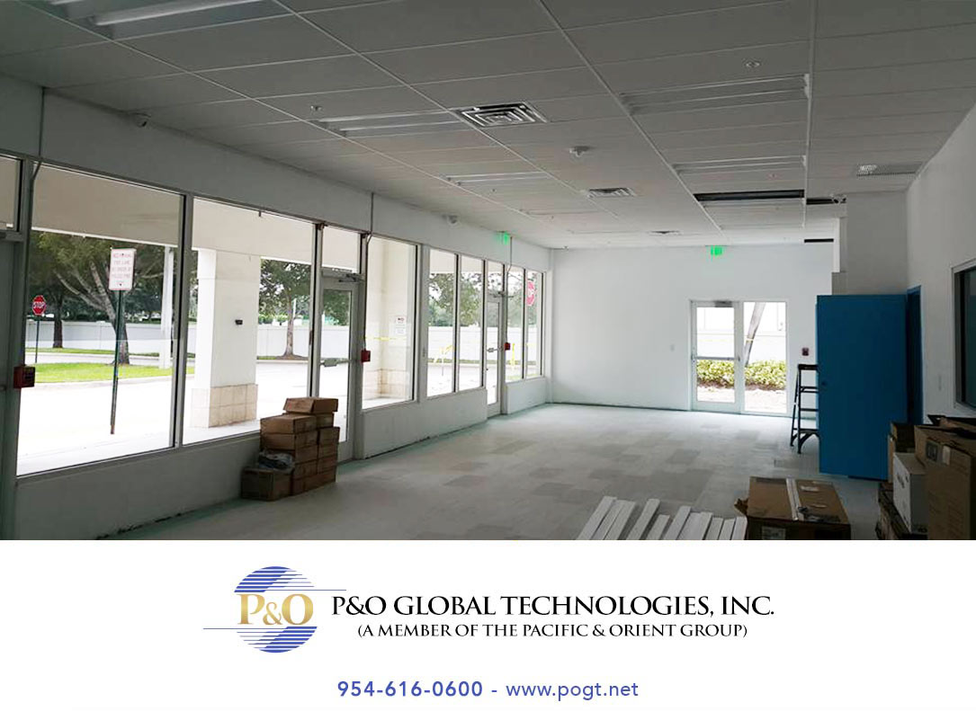 Office Installation 4