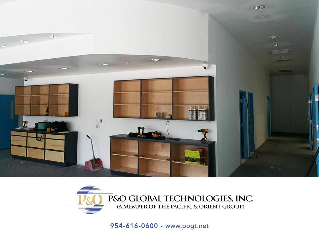 Office Installation. 2