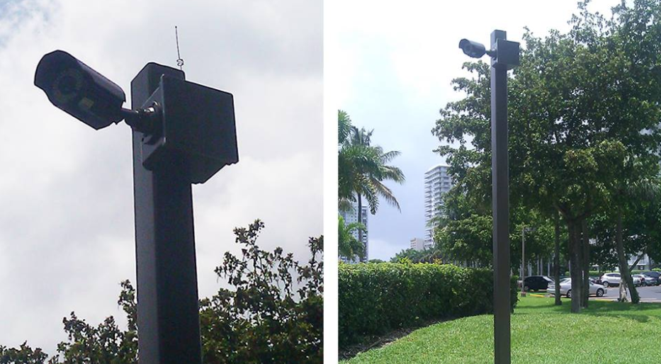 poles-installation-cctv-video-surveillance