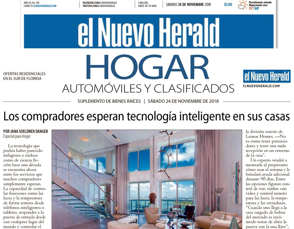 Miami-Herald-PO-Buyers-Expect-Smart-Home-Technology-in-Their