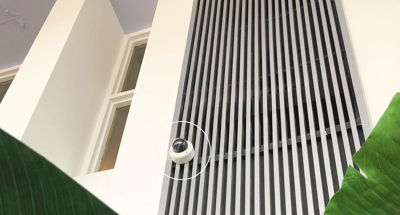building-condo-security-camera-installation
