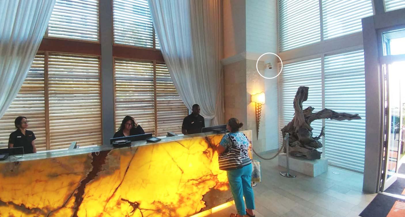 Hotels Amp Venues Surveillance Security Camera System